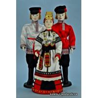 Коллекционная кукла - увлечение взрослых людей