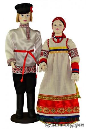 Традиции и культура России - народные куклы