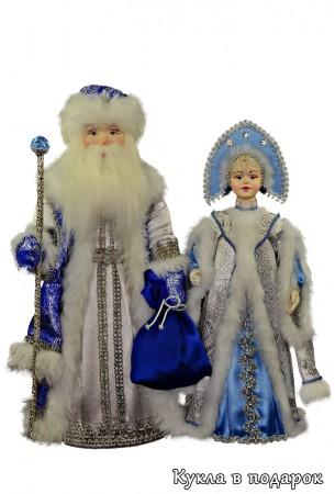 Куклы авторской работы новогодний подарок