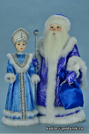 Красивые новогодние сувениры под елку
