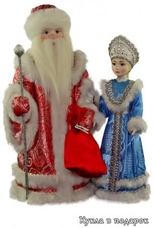 Новогодние сувениры куклы ручной работы