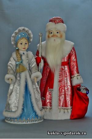Подарки на Новый год куклы под елку для детей и взрослых