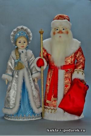 Подарки на Новый год авторские куклы ручной работы