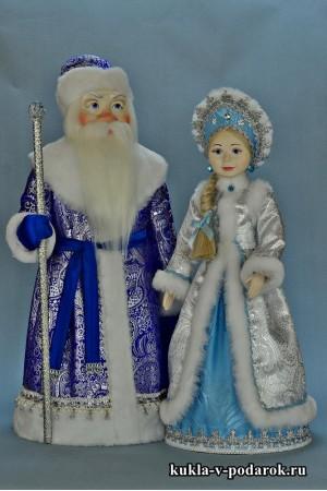 Подарки на Новый год русские красивые куклы