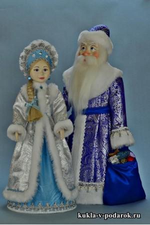 Подарки на Новый год куклы сделано в России Москва