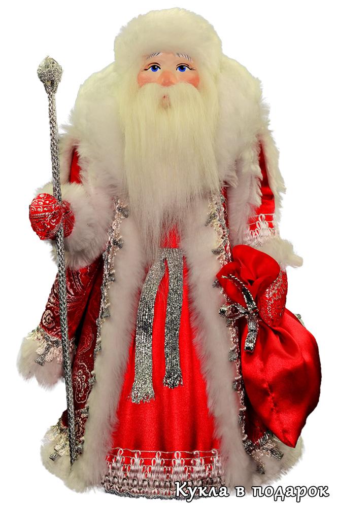 Дед Мороз под елку из Великого Устюга