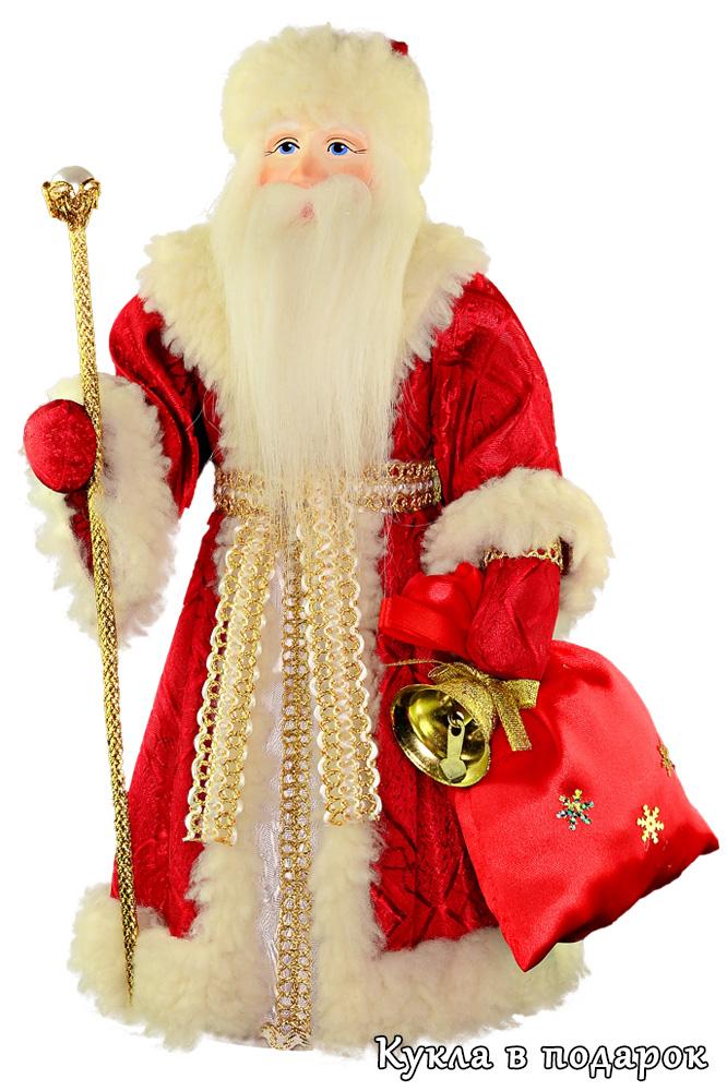 Дед Мороз Красный Нос из Великого Устюга