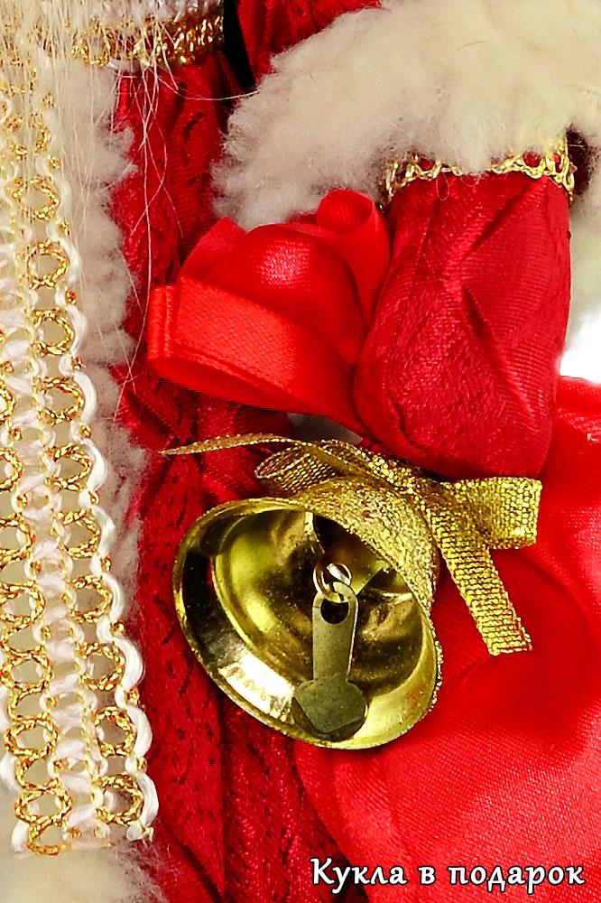 Дед Мороз Красный нос подарок на Новый год