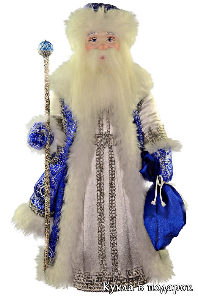 Кукла Морозко из русской сказки