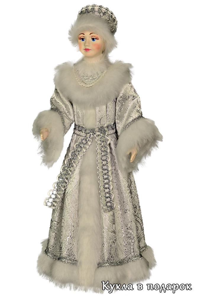 Кукла Снегурочка из славянской сказки