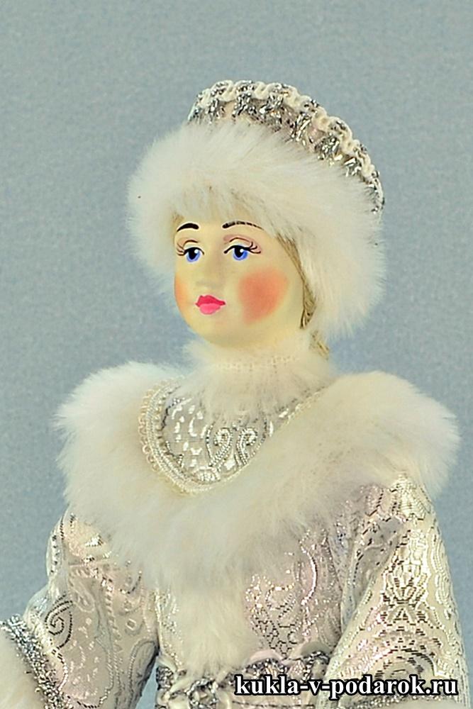 Кукла Снегурочка из сказки Островского