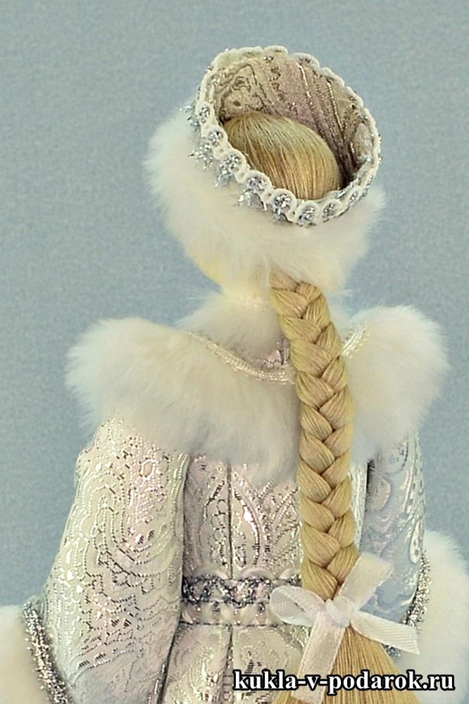Снегурочка кукла из Весенней сказки Островского