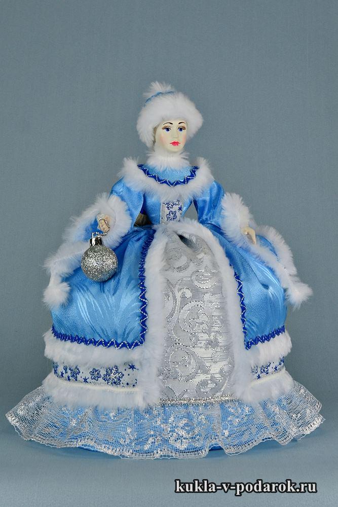 Кукла грелка для чая