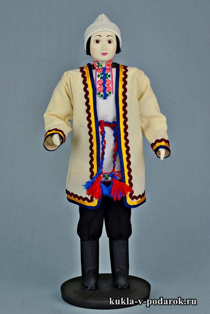 Кукла марийский мужчина