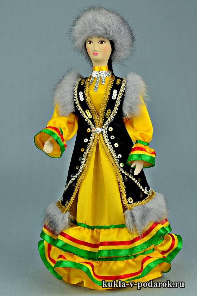 Башкирская кукла