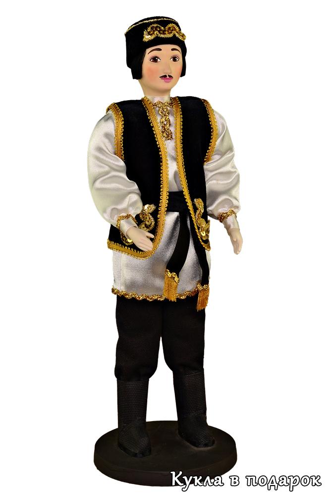 Кукла татарский мужчина
