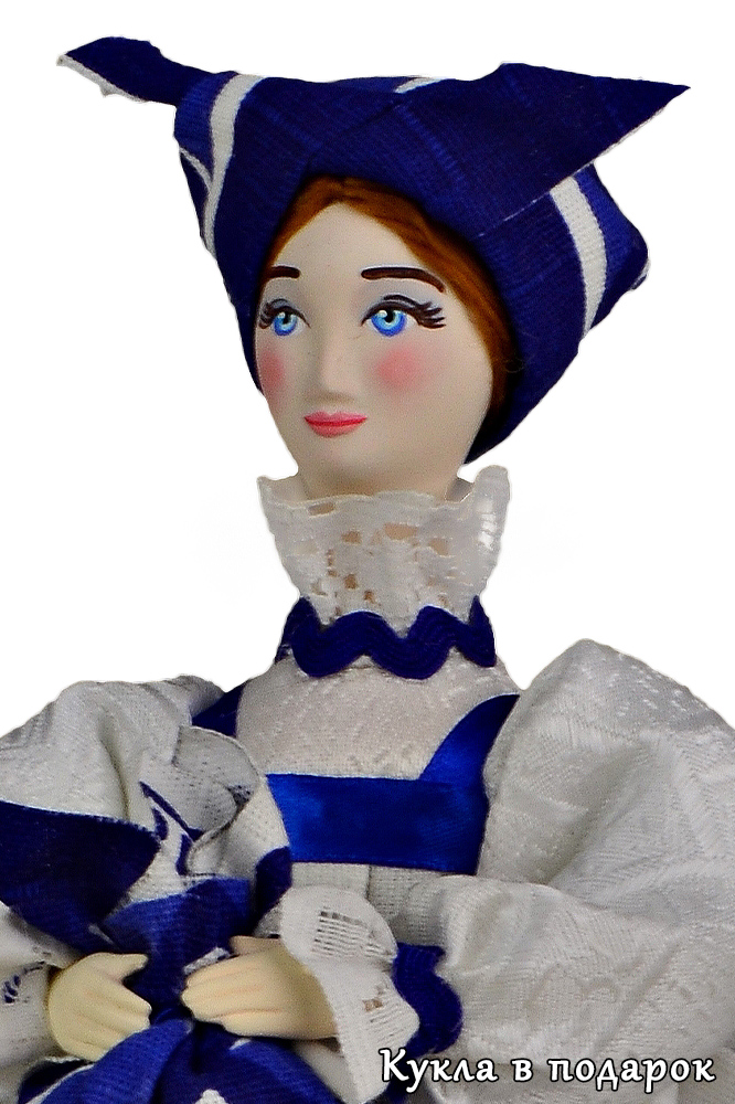 Лечебная кукла травница