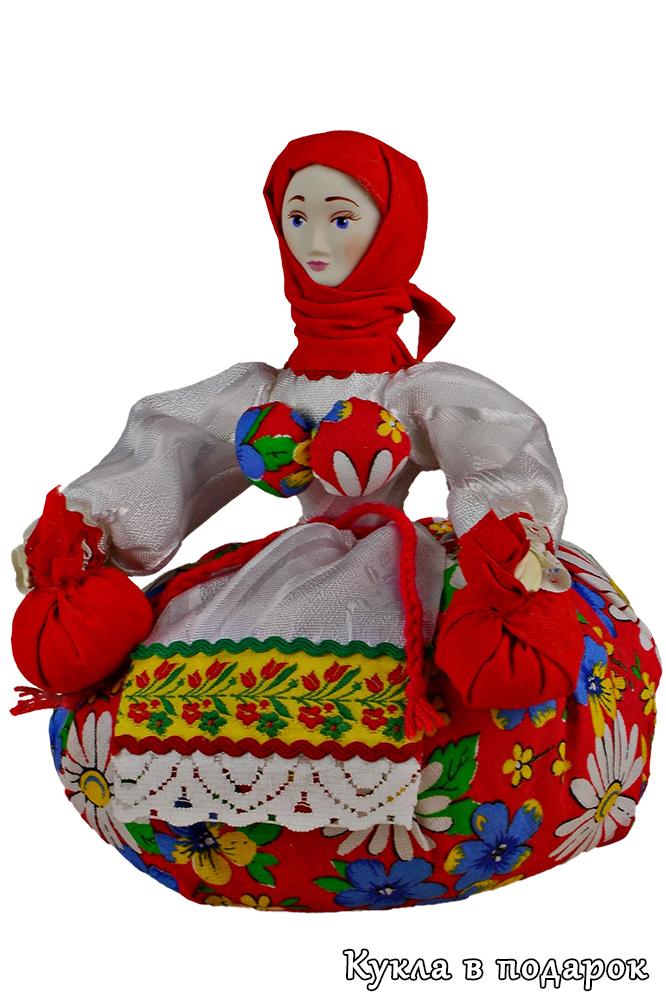 Целебная кубышка травница лечебная кукла