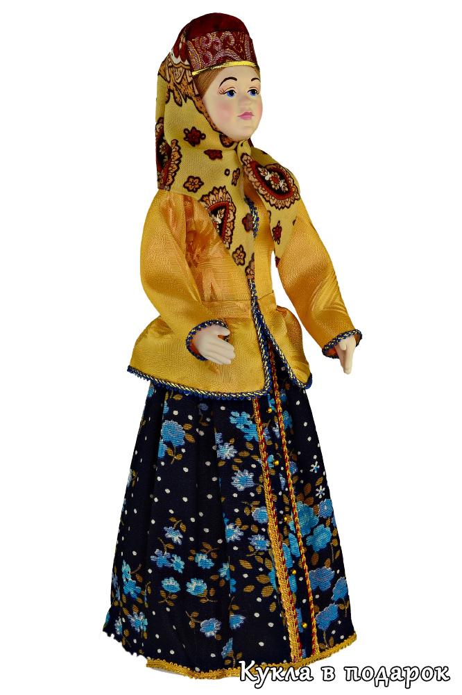 Вологодская кукла ручная работа