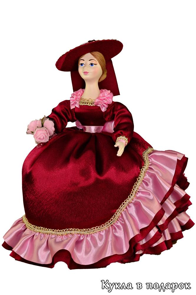 Кукла грелка на заварочный чайник