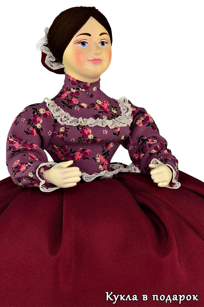 Авторская кукла казачка ручной работы