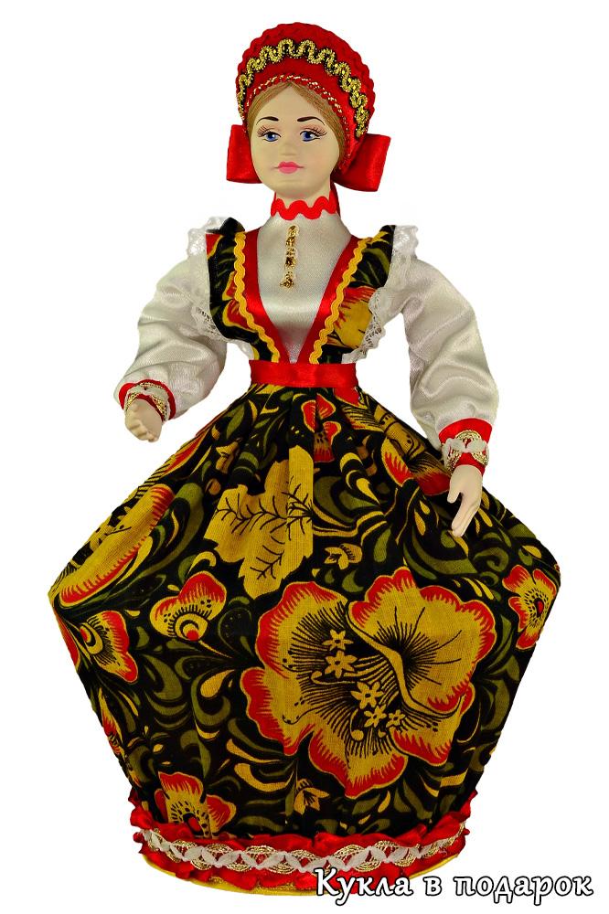 Кукла шкатулка в подарок