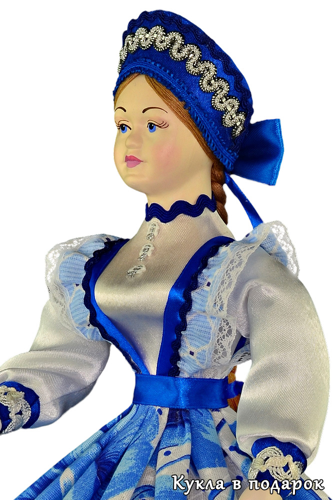Кукла шкатулка в подарок на день рождения