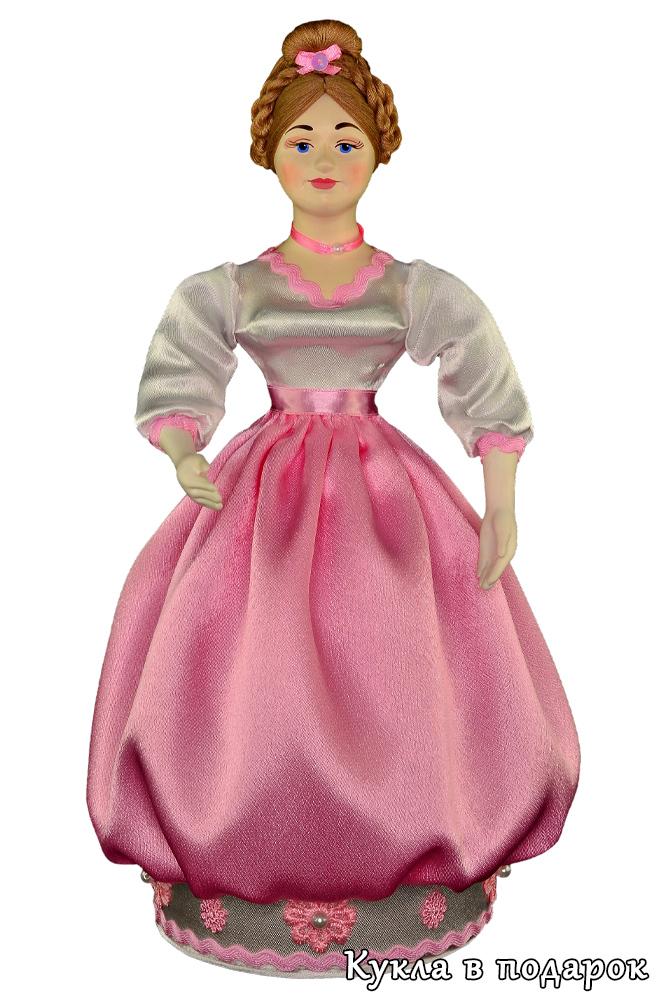 Кукла красивая шкатулка